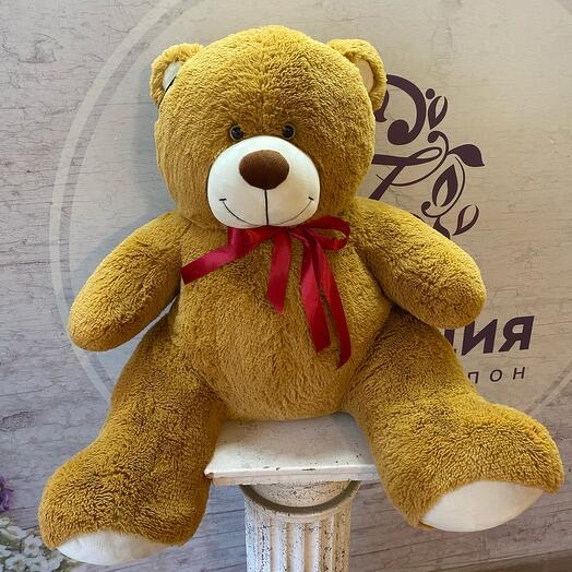 Плюшевый медведь 6