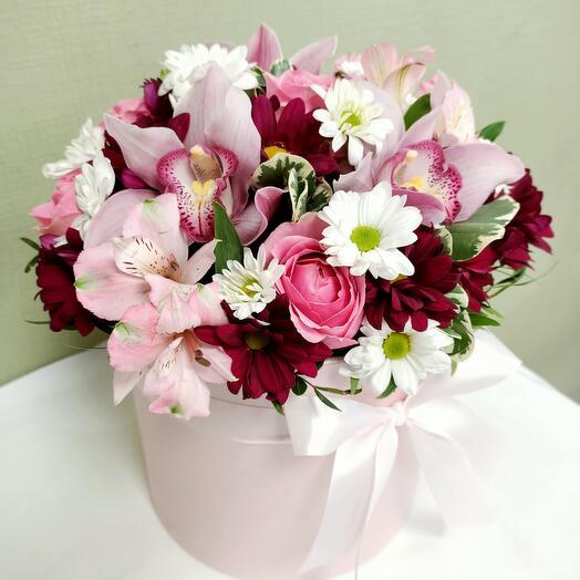 Розовая пыль