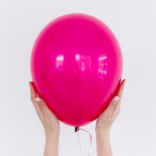 Воздушный шар кристалл поштучно