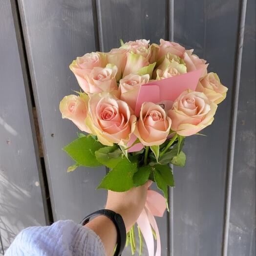 Кенийские розы с Вашей запиской ️
