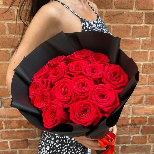 Red Rose Small (Эквадор 60см)