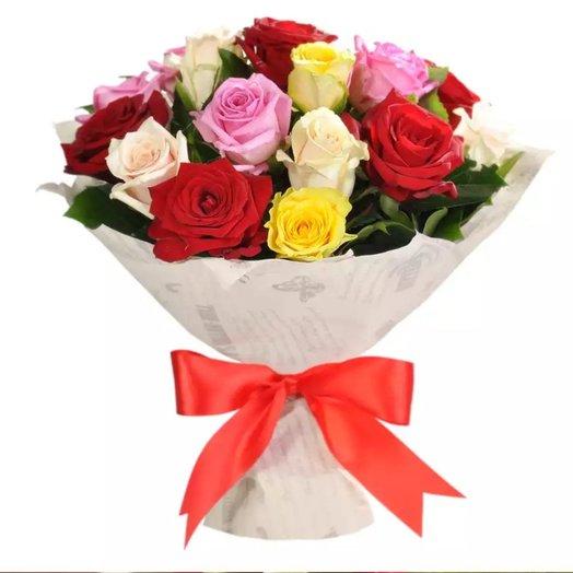 Микс Кении: букеты цветов на заказ Flowwow