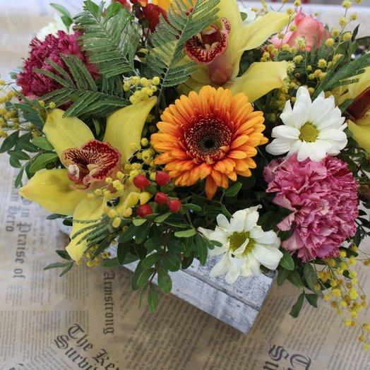 Абсолютный хит !: букеты цветов на заказ Flowwow