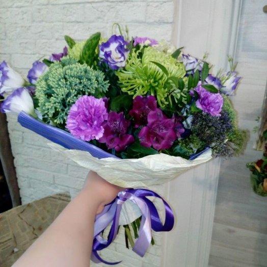 Лунный свет: букеты цветов на заказ Flowwow