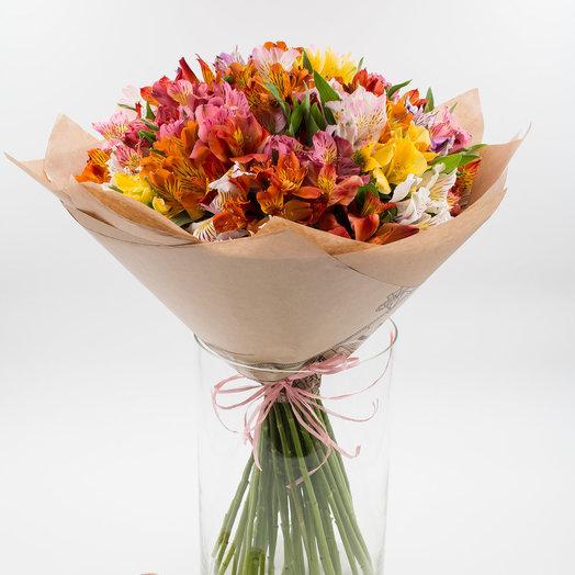 25 Альстромерий: букеты цветов на заказ Flowwow