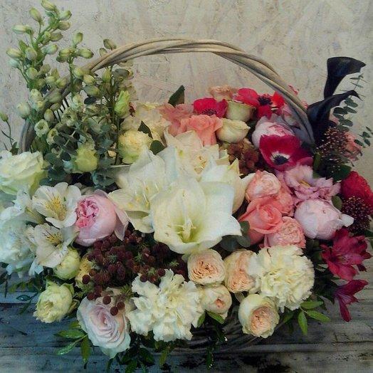 Маковые зёрна: букеты цветов на заказ Flowwow