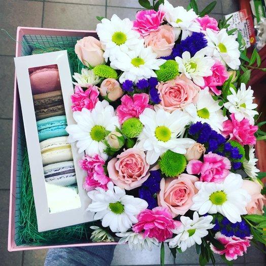 Мелодия счастья: букеты цветов на заказ Flowwow
