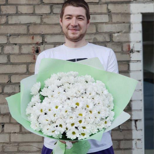 Ромашковое поле : букеты цветов на заказ Flowwow