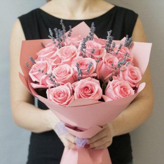 Казанова: букеты цветов на заказ Flowwow