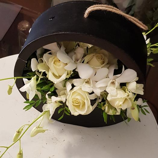 Шанель : букеты цветов на заказ Flowwow