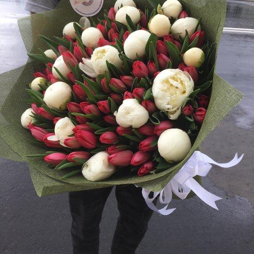 Девица- Красавица: букеты цветов на заказ Flowwow