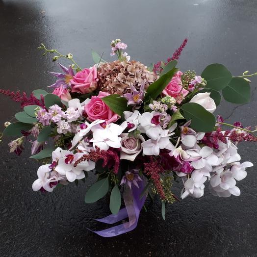 Вместе и навсегда: букеты цветов на заказ Flowwow