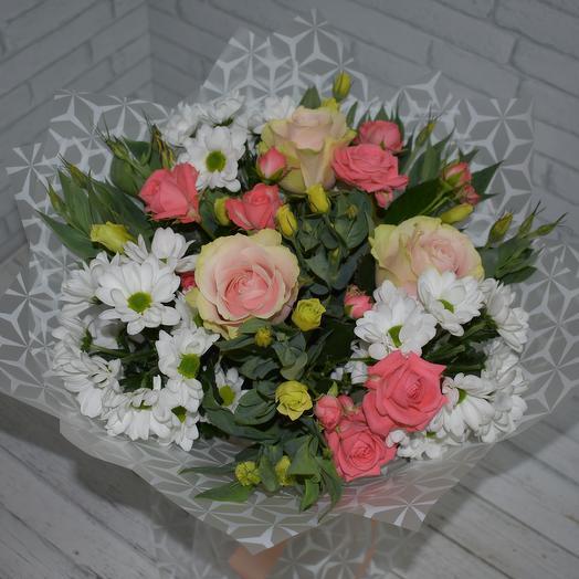 Заказать цветы с доставкой в славянске на кубани, букет цветов клубники
