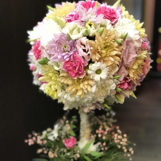 Дерево желаний: букеты цветов на заказ Flowwow