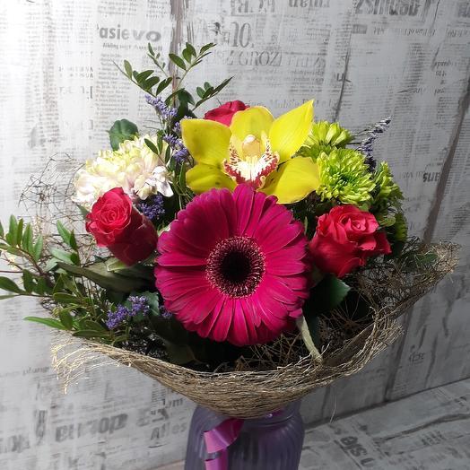 Июльский привет: букеты цветов на заказ Flowwow