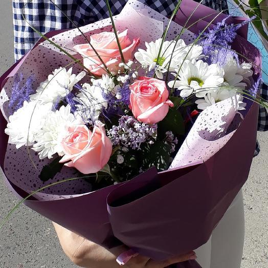 Случайное знакомство: букеты цветов на заказ Flowwow