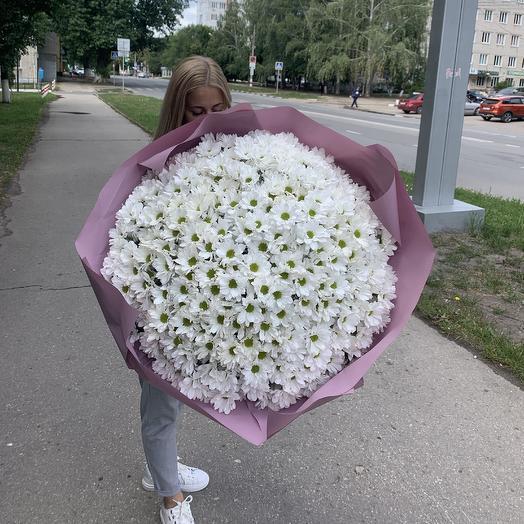 Воздушное облачко 💭: букеты цветов на заказ Flowwow