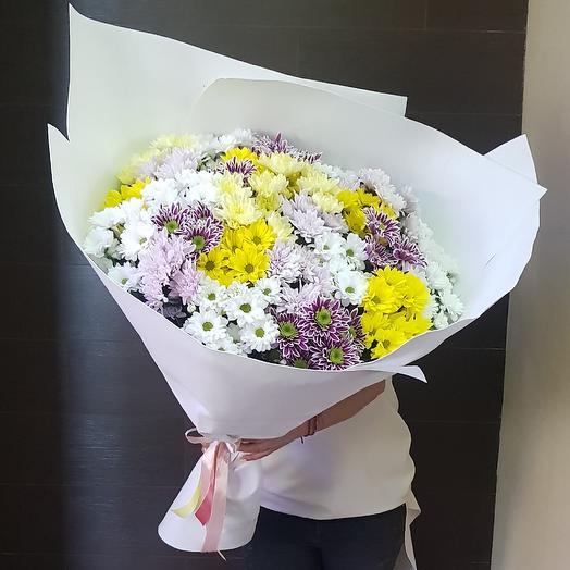 Букет лета: букеты цветов на заказ Flowwow