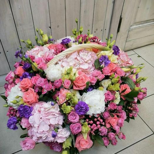 Микс соцветий: букеты цветов на заказ Flowwow