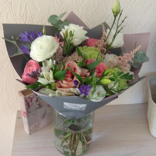 Волшебство случается: букеты цветов на заказ Flowwow