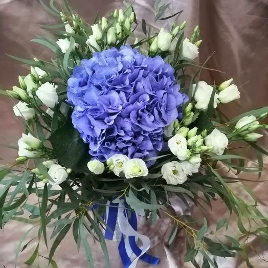 Букет воздушный: букеты цветов на заказ Flowwow