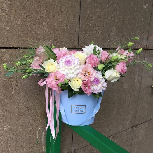 Лукошко любви: букеты цветов на заказ Flowwow