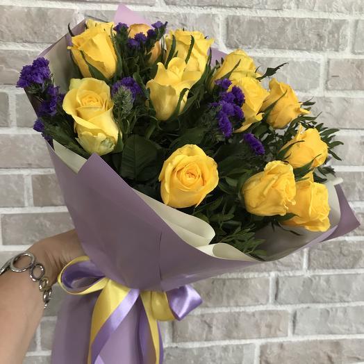 Солнце в ручье: букеты цветов на заказ Flowwow