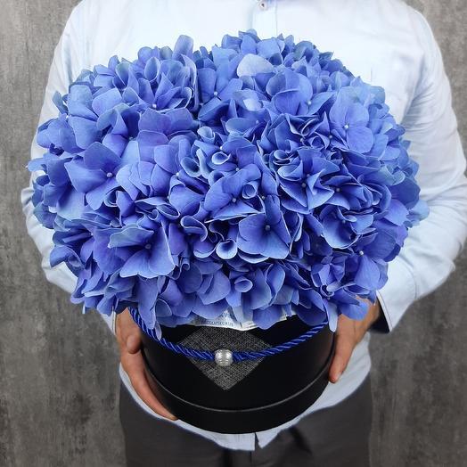 Синий топаз: букеты цветов на заказ Flowwow