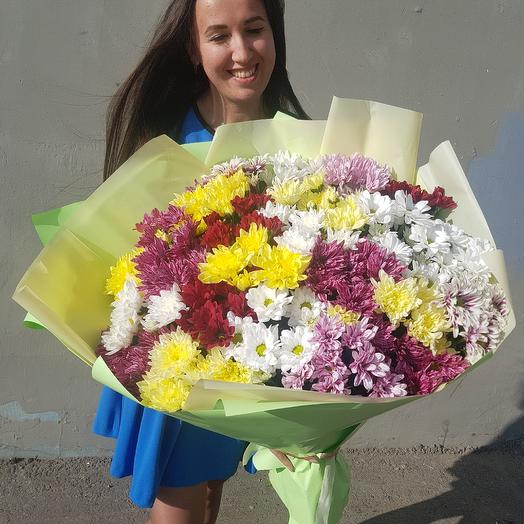 Букет- гигант: букеты цветов на заказ Flowwow