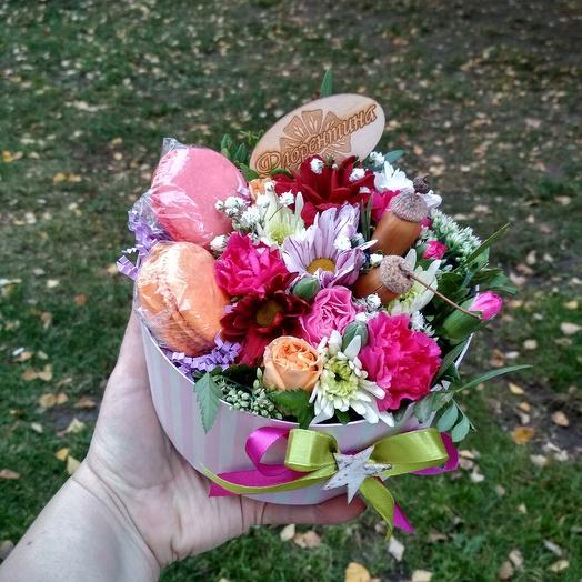 Флорентина: букеты цветов на заказ Flowwow