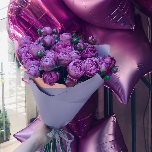 Букет «Мистик»: букеты цветов на заказ Flowwow