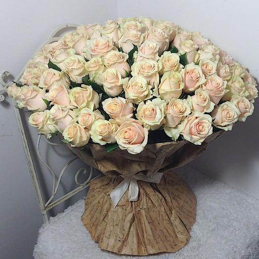 """101 роза сорта """"Талея"""""""