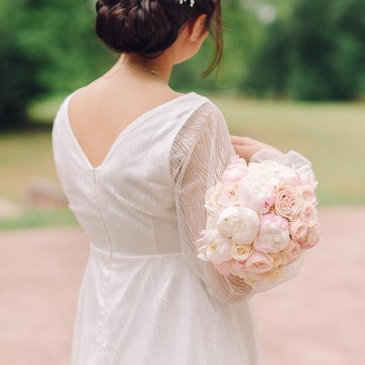 Wedding 4: букеты цветов на заказ Flowwow
