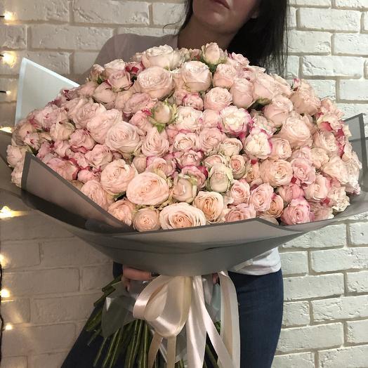 101 Bombastic: букеты цветов на заказ Flowwow