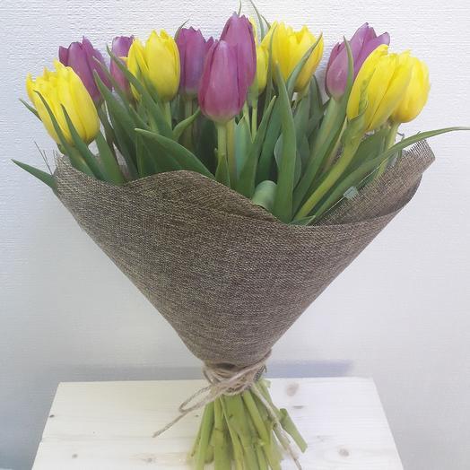 Весенний бум: букеты цветов на заказ Flowwow