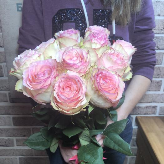 Букет Эквадор 60см: букеты цветов на заказ Flowwow