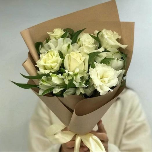 """Букет """"Эльза"""": букеты цветов на заказ Flowwow"""