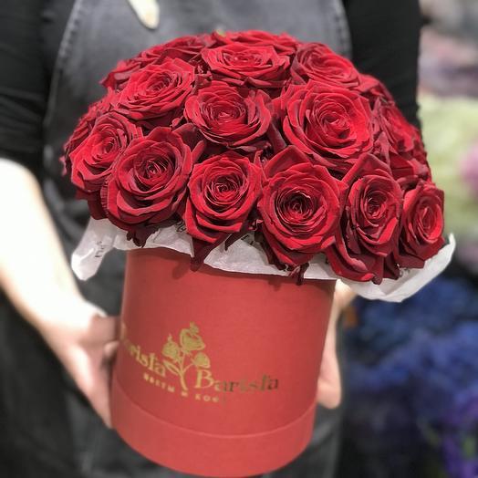 Букет роз «Яркое Признание»