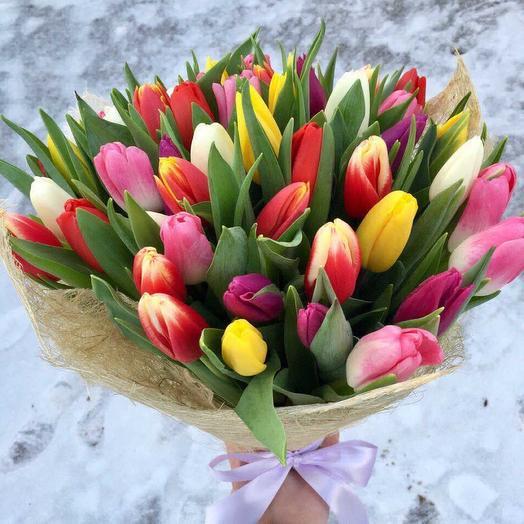 Емоции: букеты цветов на заказ Flowwow