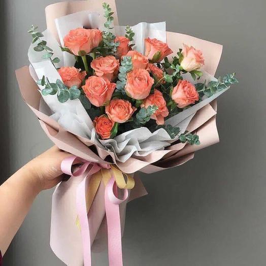 Мимоль: букеты цветов на заказ Flowwow