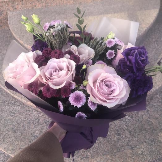 Авторский 2: букеты цветов на заказ Flowwow