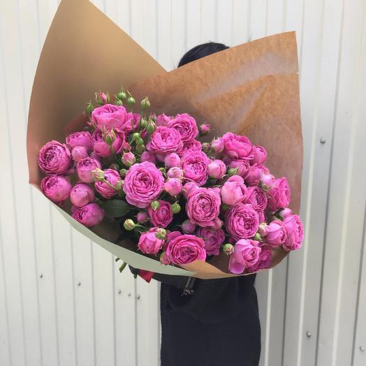 Ароматная роза: букеты цветов на заказ Flowwow