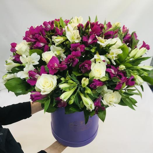 Время блестать: букеты цветов на заказ Flowwow