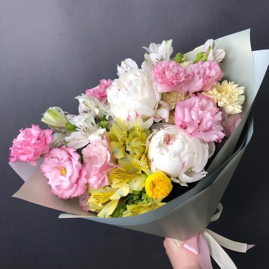 Ля Мур: букеты цветов на заказ Flowwow