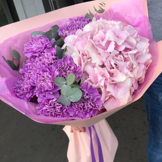 Космический букет: букеты цветов на заказ Flowwow