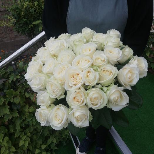35 роз АВАЛАНЖ
