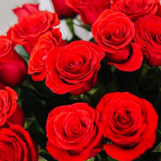 "Букет из 25 роз  ""Нина """