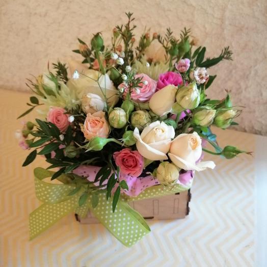 "Composition "" Flower"""