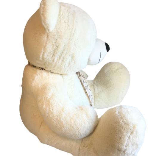Мишка 185 см «Тауер медиум» молочный