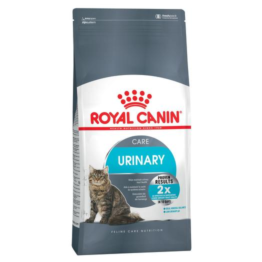 Royal Canin Urinary Care сухой корм для кошек профилактика МКБ 400 г